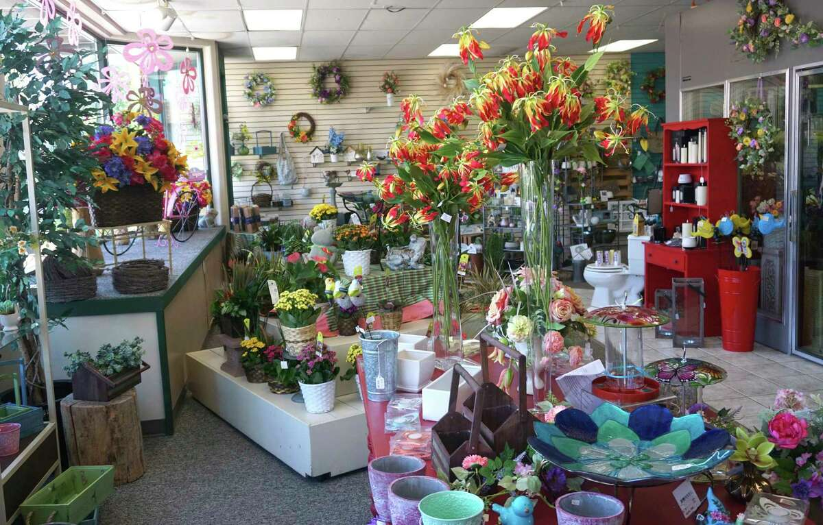 Patterson's Flowers has been servicing the region for more than a half-century. (Pioneer photo/Joe Judd)