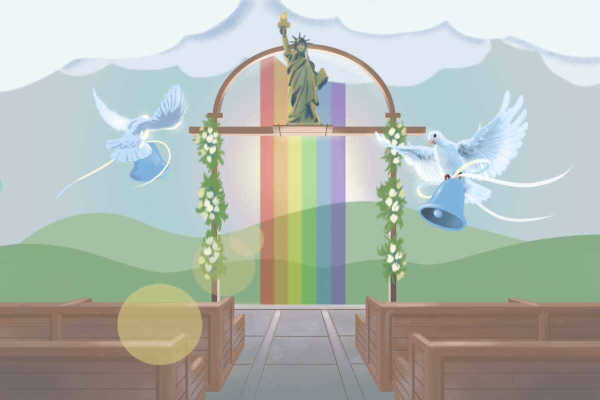 One decade since the passage of the Marriage Equality Act, same-sex couples enjoy rights, but say the fight continues on, especially as transgender youths face opposition in the nation.