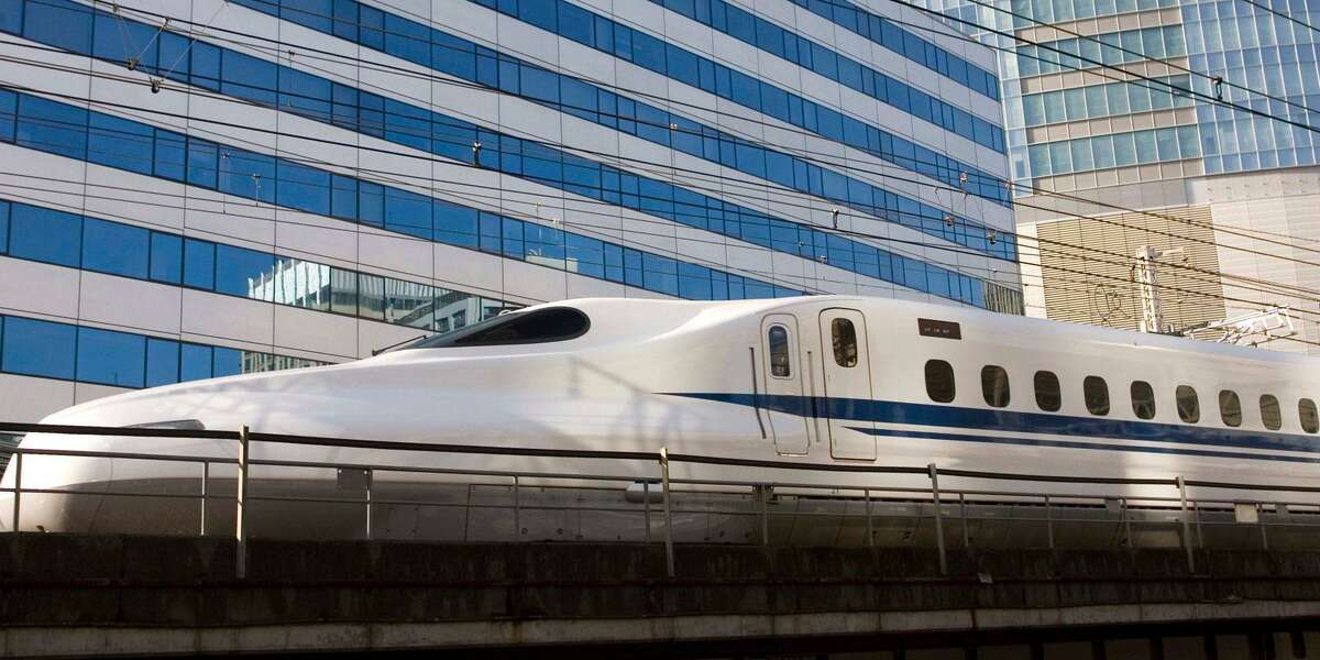 Texas Central plans to use Japanese-style Shinkansen bullet trains, which have been used in Japan for a half-century, to connect Houston and Dallas.