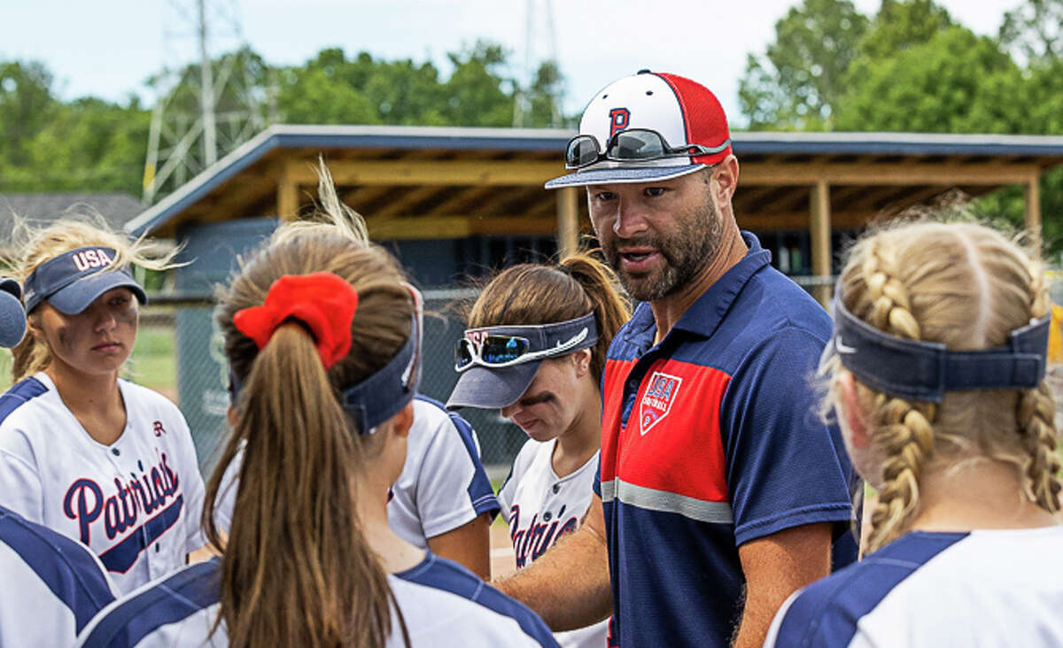 The Unionville-Sebewaing Area varsity softball team advanced to Saturday's state championship game with a 9-2 win over Bridgman on Friday afternoon.The Patriots will take on Rudyard at 3 p.m. Saturday at Michigan State University in East Lansing.