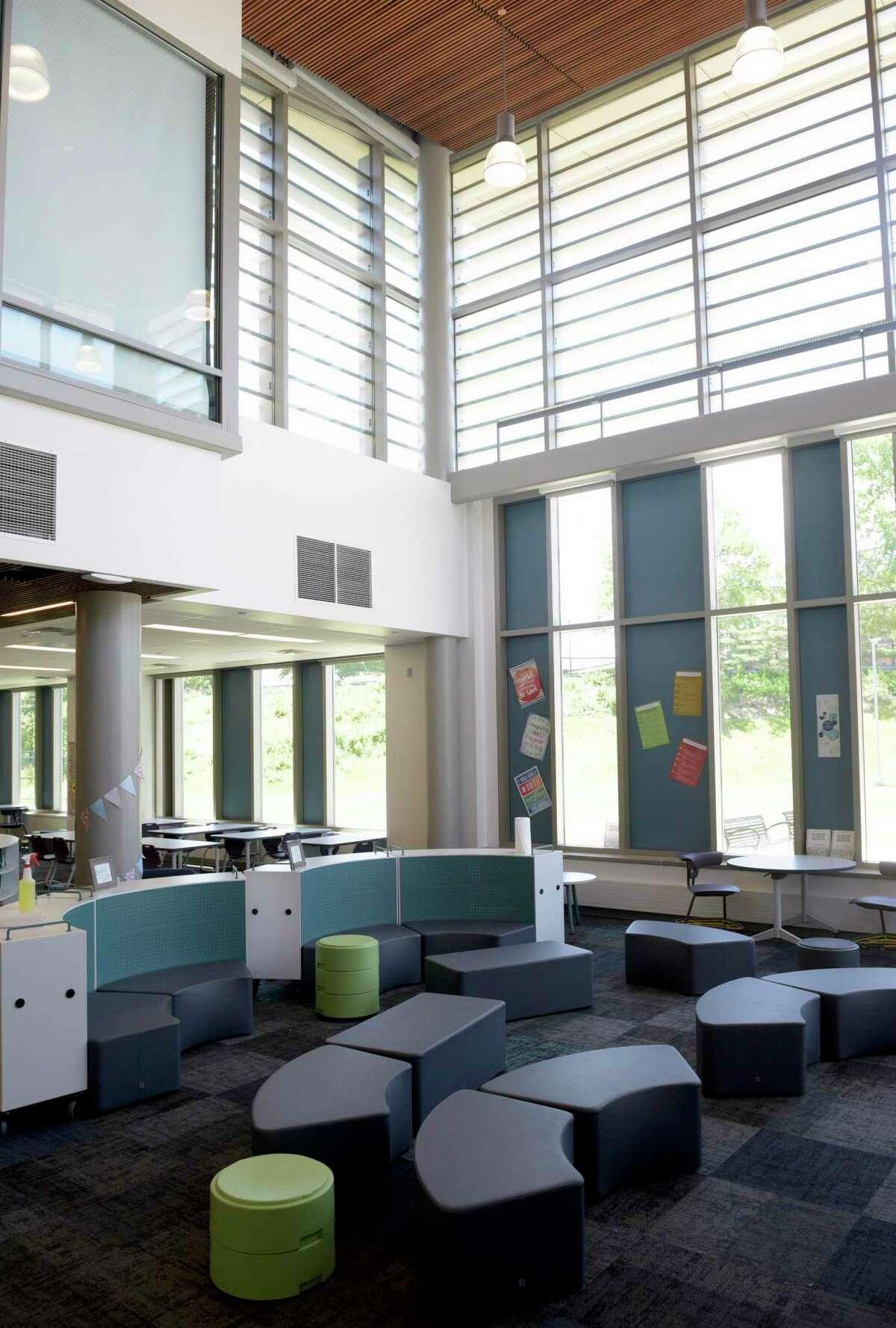 R.M.T. Johnson School. Wednesday, June 16, 2021, in Bethel, Conn.