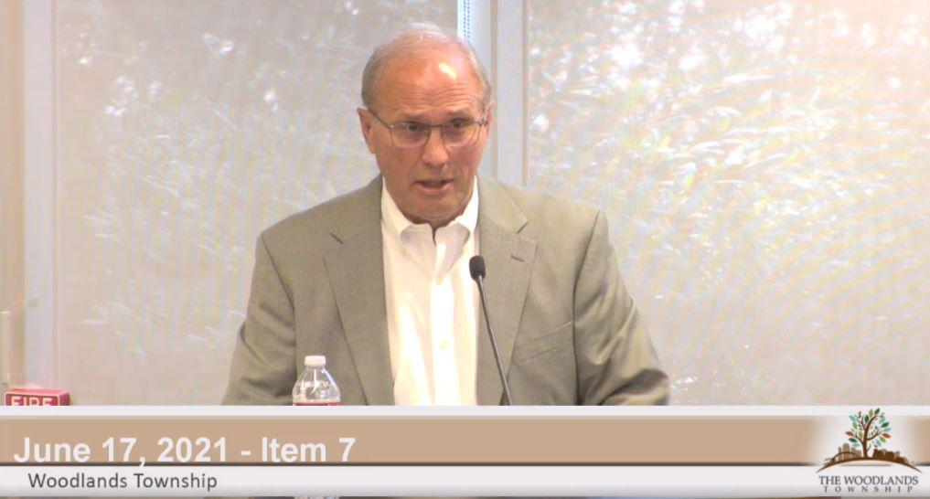 Woodlands board hears MUD options for incorporation