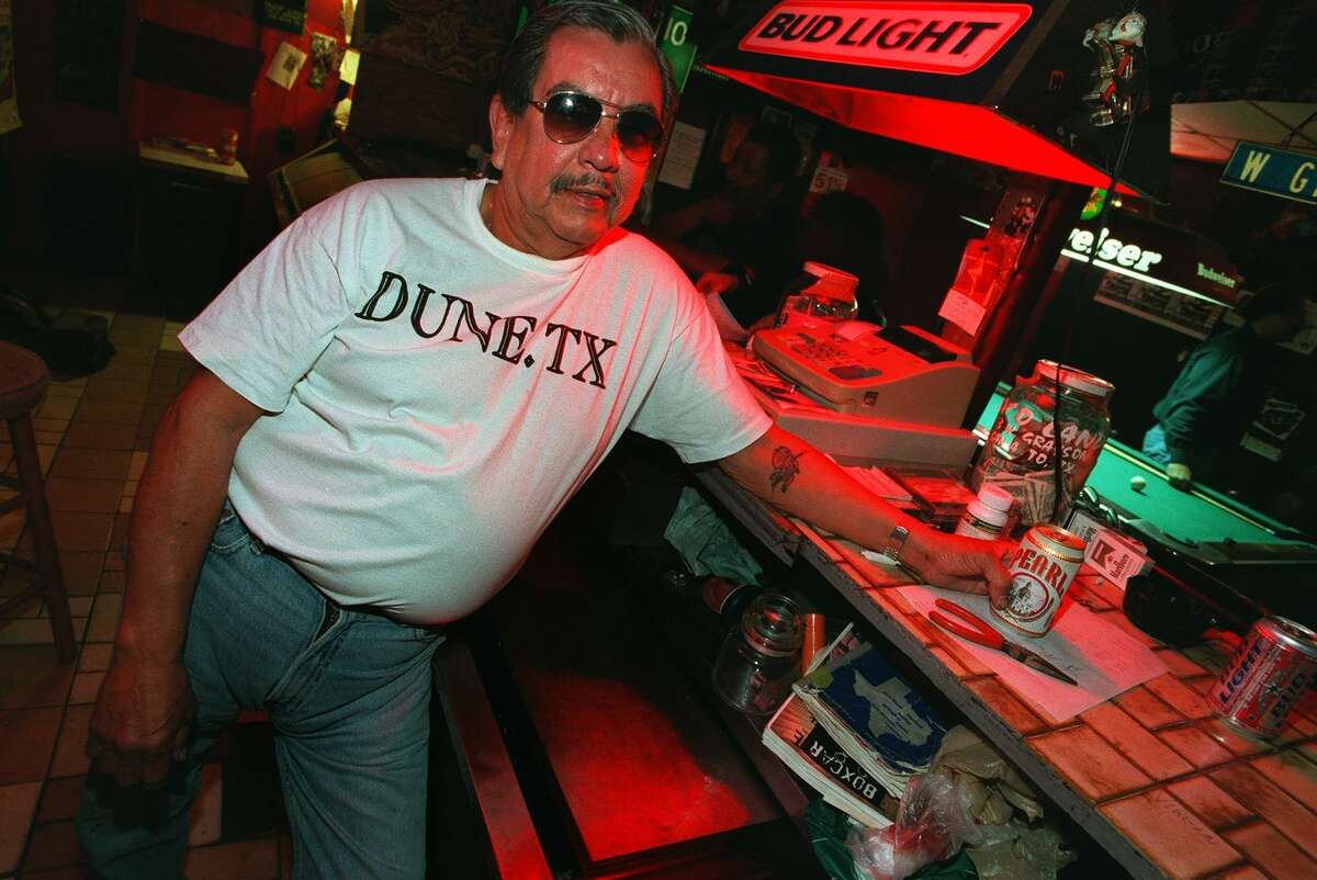 """Ramiro """"Ram"""" Ayala ran Taco Land, the legendary San Antonio punk rock club for 40 years. He was killed in a robbery there in 2005."""