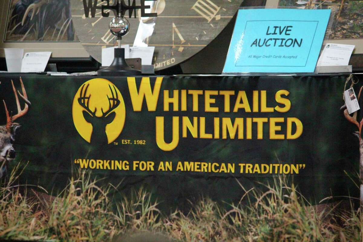 The Whitetails Unlimited banquet is set for next Thursday at the Eagles Club. (Pioneer file photo)