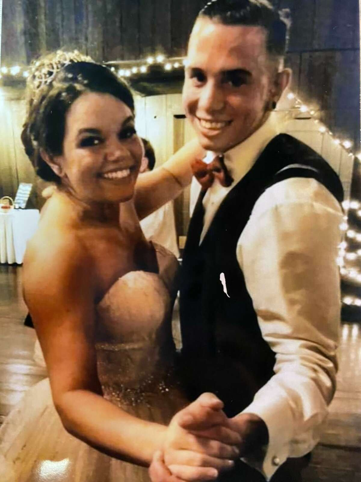 Vanessa Shimer and her brother, James Karcher. Karcher died nearly two years ago from an accidental Fentanyl overdose. Shimer, is holding a benefit in his honor on July 24, 2021, at Caloroso Eatery and Bar.