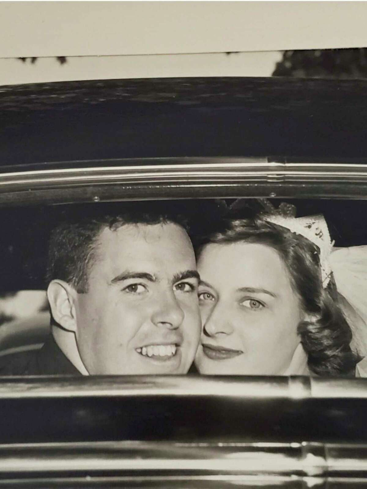 Ruth and Paul Whalen married in 1958 when she was 23 and he was 25. The two were high school sweethearts.