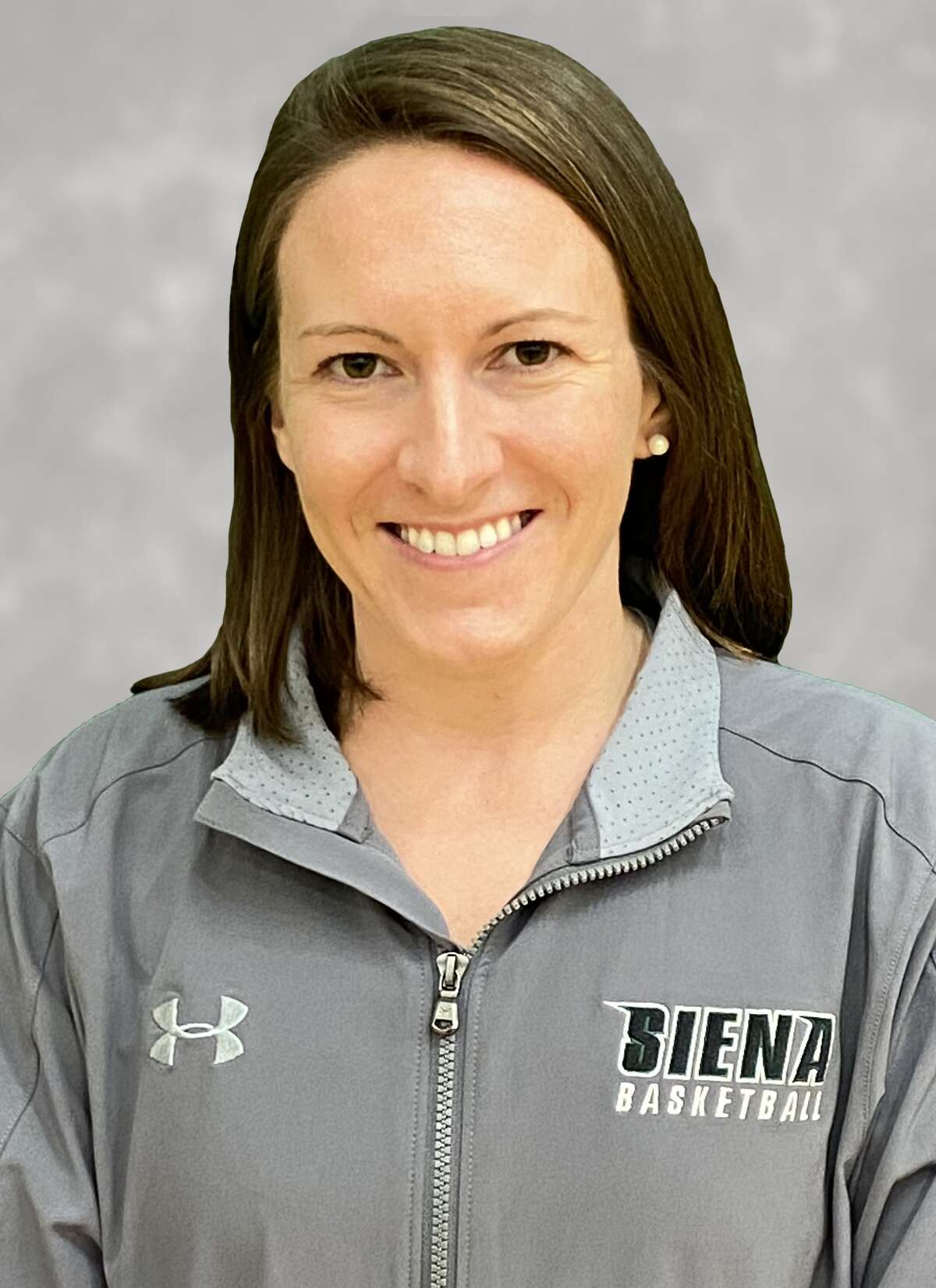 New Siena women's basketball diretor of basketball operations Morgan Roche, a Shenendehowa graduate.