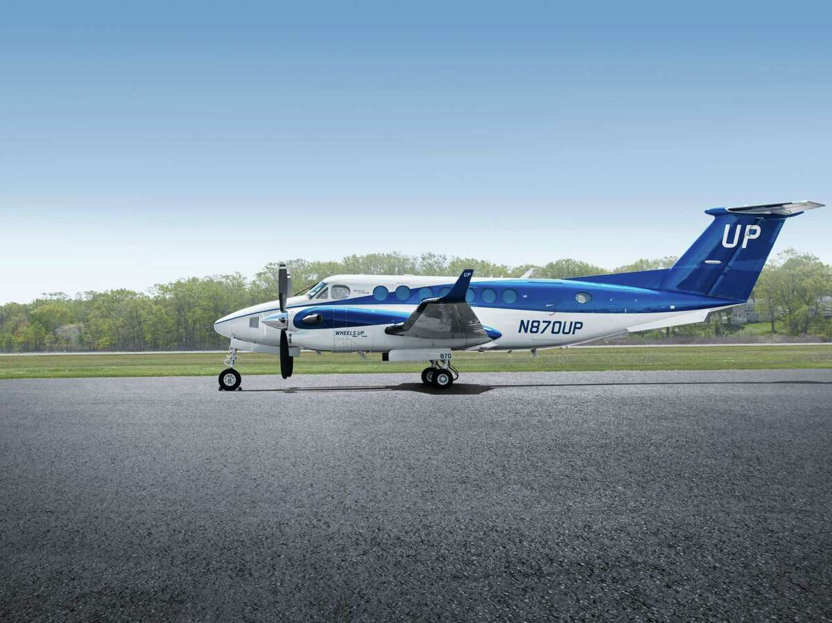 A shuttle service, using a King Air 350 aircraft, is running between Westchester County Airport and Nantucket this summer.