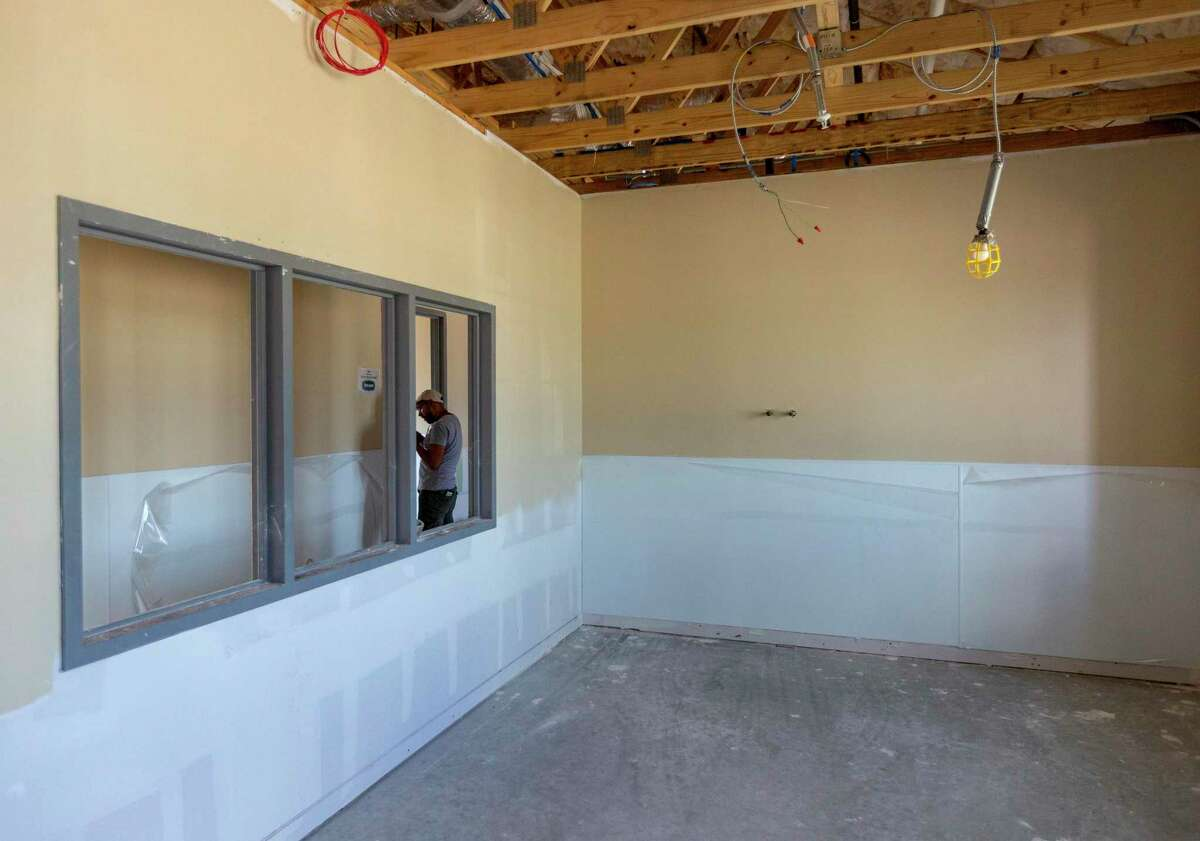 The still-under-construction Petco Love K9 Center will serve as the Southwestern hub for K9s for Warriors, a nonprofit that trains service dogs for veterans dealing with military-related trauma and PTSD.