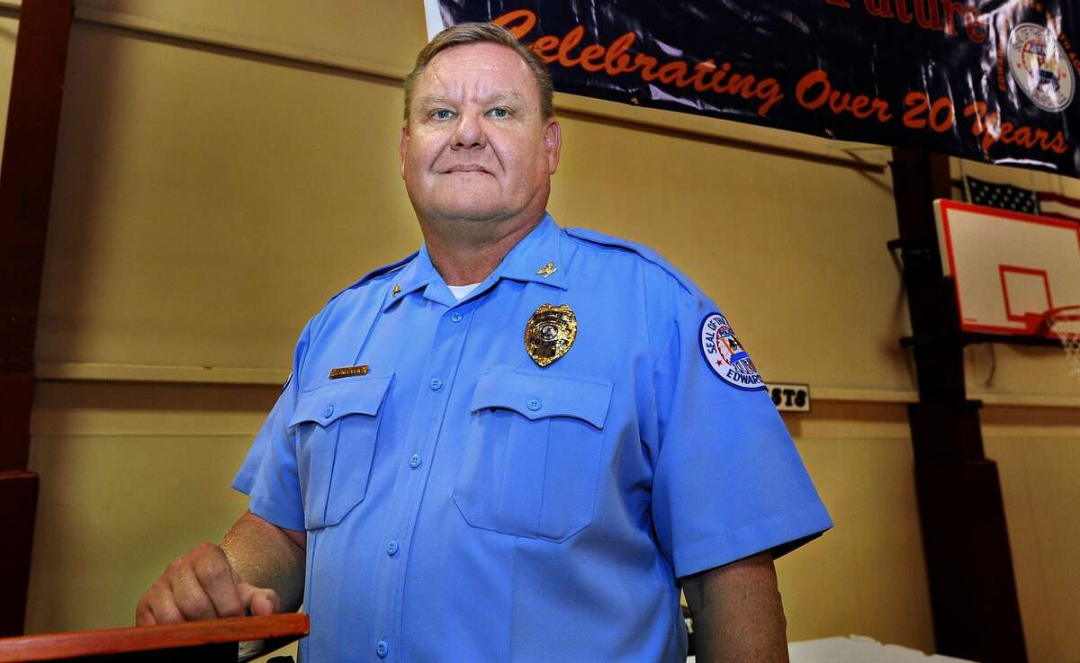 File - Edwardsville Police Chief Jay Keeven will step down from his position on June 30 to become Troy's city administrator on July 1. Keeven has served as police chief for nearly 8.5 years, joining the department in February 2013. Keeven spent his entire professional career, 36 years, in policing, starting when he was 20.