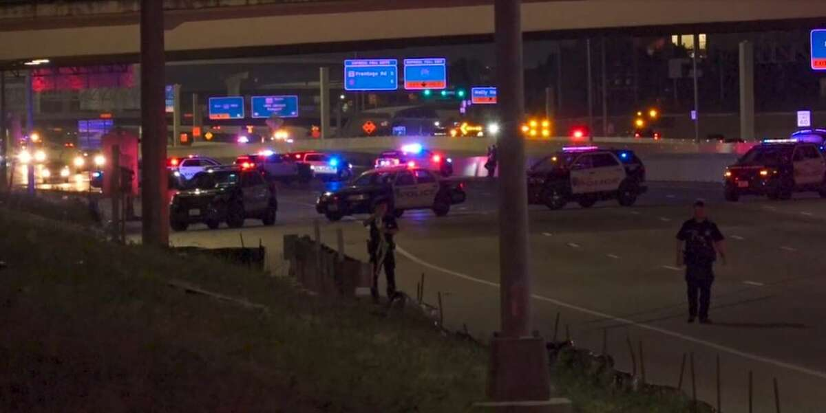 Police investigating a fatal crash that happened early Saturday on Texas 288 near Old Spanish Trail.