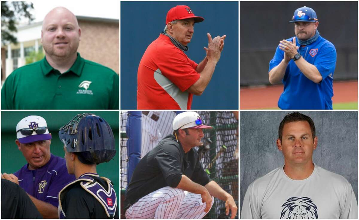 Brett Cleveland (TWCA), Ron Eastman (The Woodlands), Lou Ferrell (Grand Oaks), Chris Morris (Montgomery), Taylor Shiflett (Magnolia) and Jeremy Schramm (Lake Creek) are nominees for The Courier's Coach of the Year.