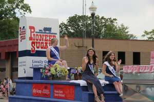 Sebewaing residents had their return to normalcy as the Michigan Sugar Festival returned this weekend. The shortened festival featured a parade, vendors in the village park, and the introduction of this year's Michigan Sugar Queen and her court.
