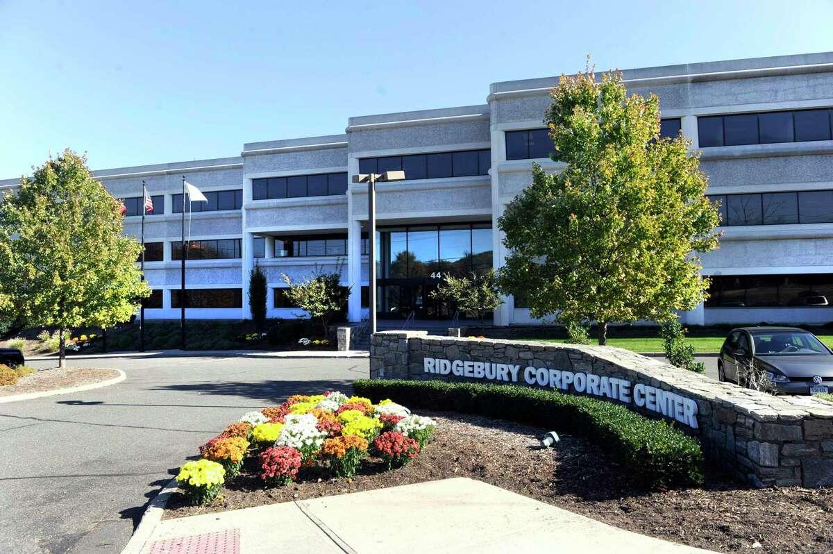 The Ridgebury Corporate Park, 44 Old Ridgebury Rd., Danbury. Photo Thursday, Oct. 19, 2017.