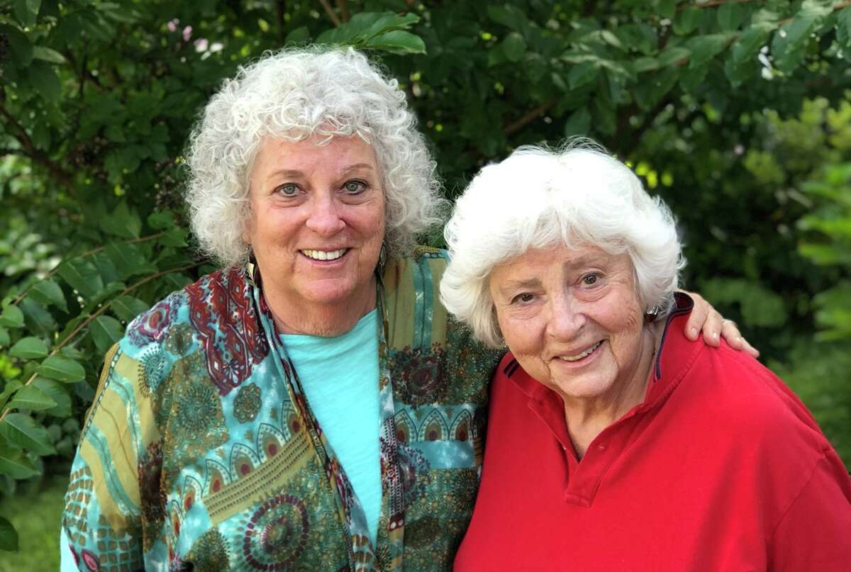 Ann and Paula, of Rose Sisters Chips.