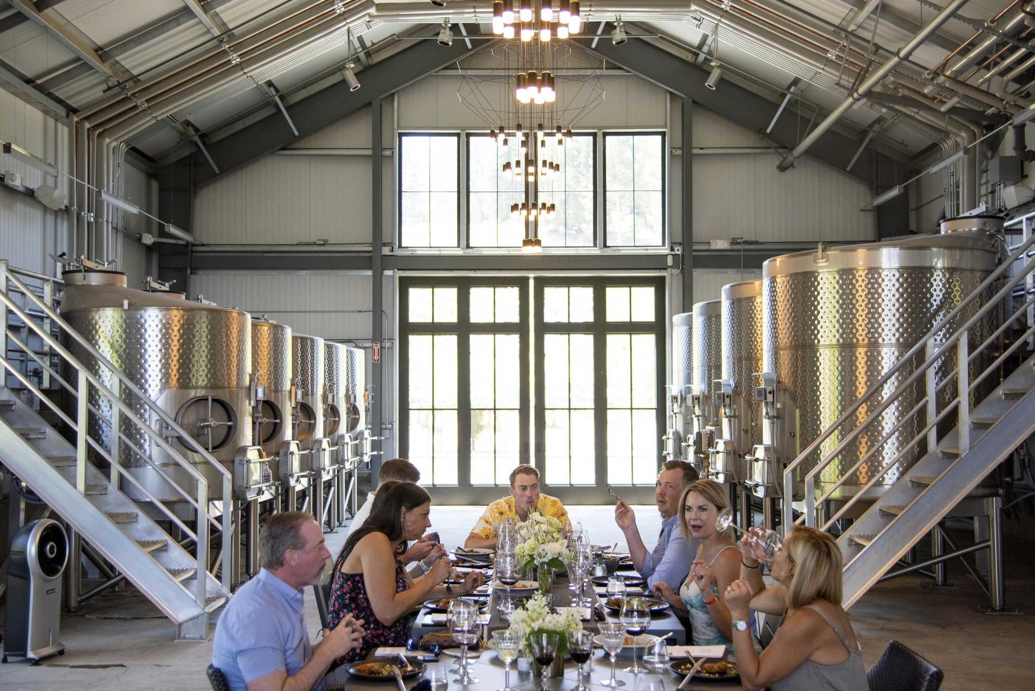 What tourism downturn? Napa wineries report off-the-charts demand for $500-plus tastings