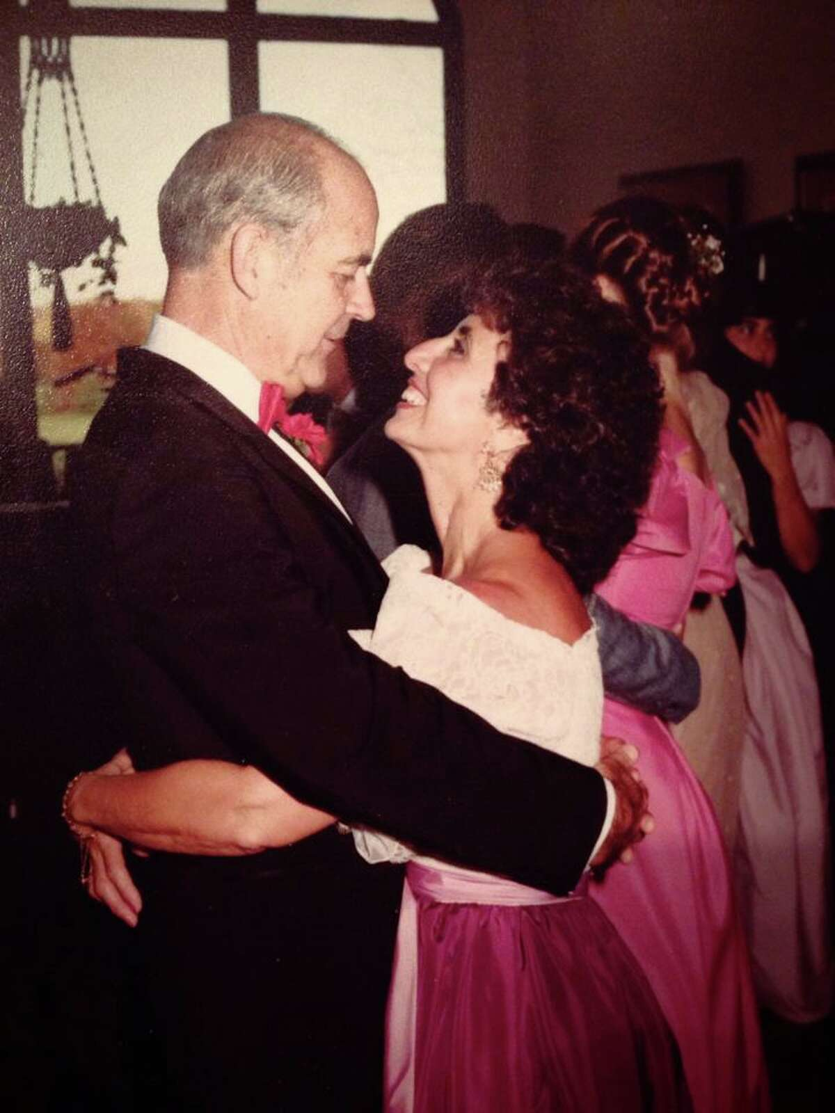 1. I was born in Cincinnati, Ohio to parents who were deeply in love. Their loving, funny, intense and beautiful relationship set a standard for what would take me 38 years to find.
