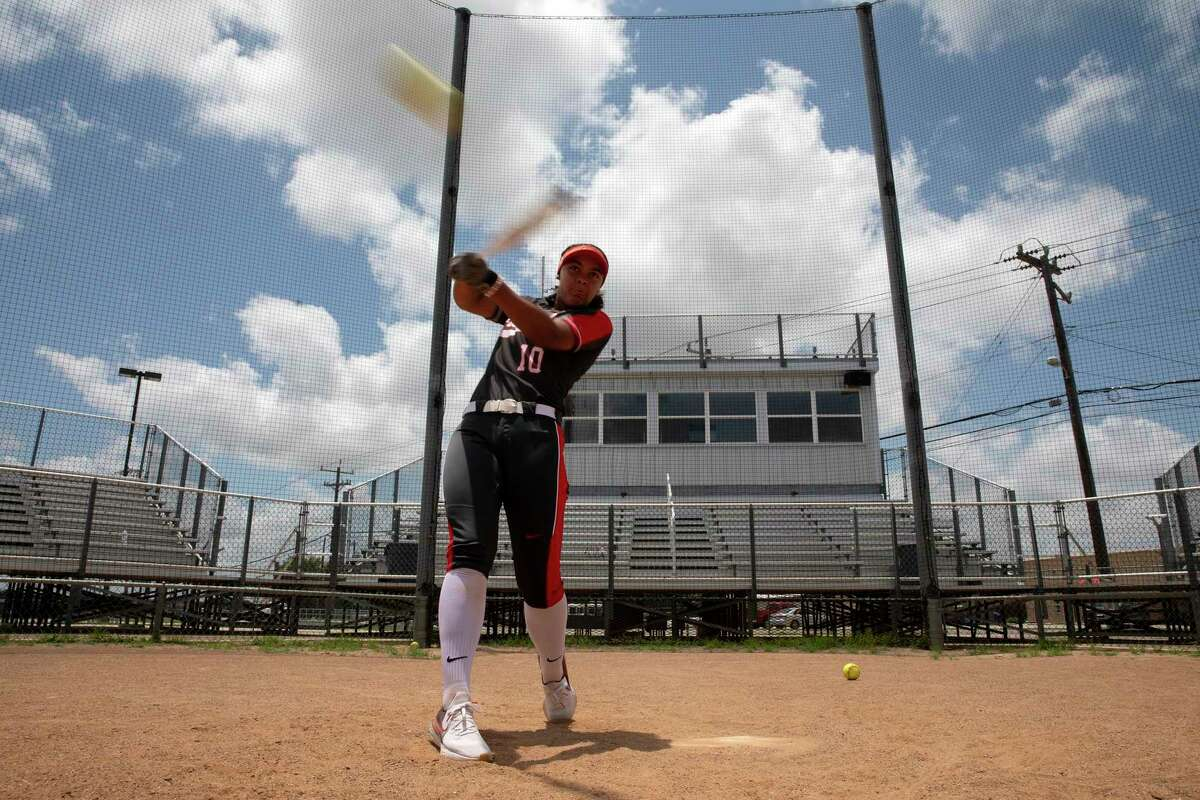 Judson center fielder, Keely Williams is the 2021 Express-News Player of the year.