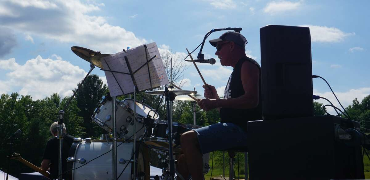 On Saturday afternoon, the 131 Music Fest took place just north of Reed City, drawing a large crowd of music lovers to the event.