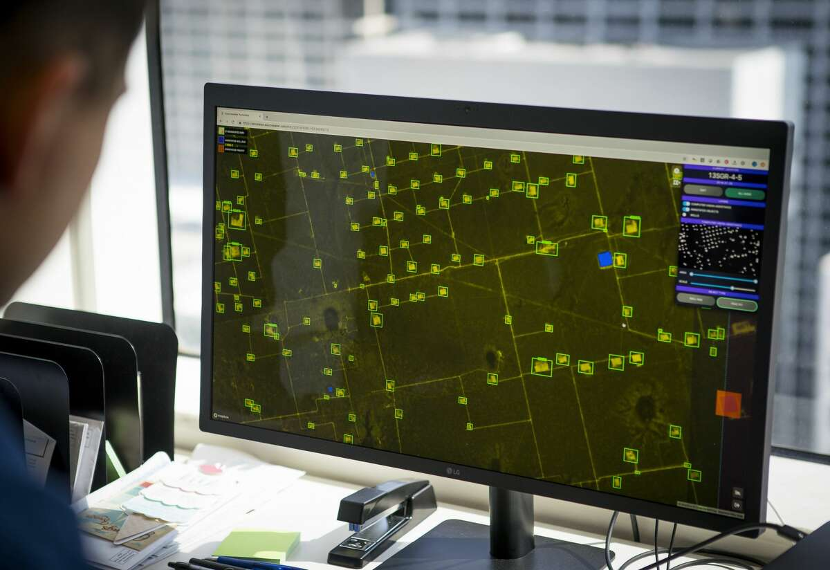 The use of satellite imagery and artificial intelligence and machine learning has allowed for near-real-time market intelligence to not only drum up new business but improve efficiencies and measure environmental performance.