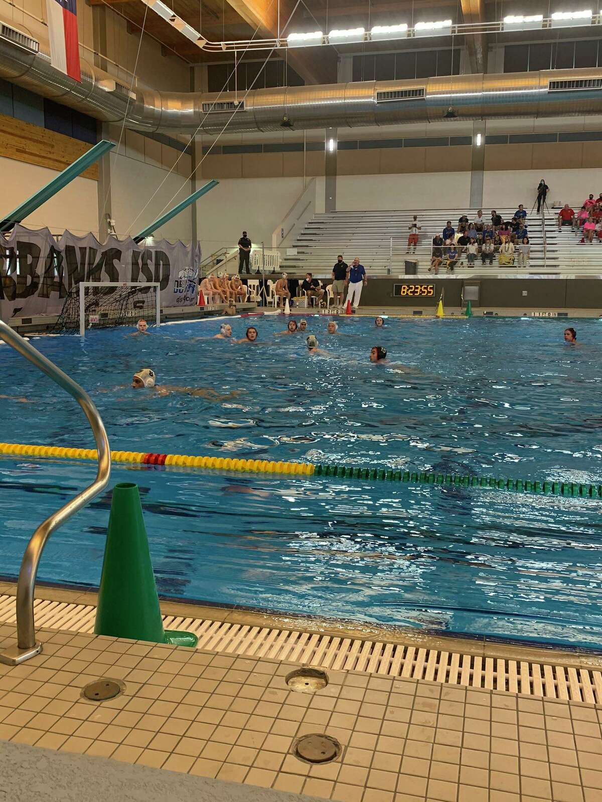 The Cy-Fair ISD Natatorium hosted the 2021 TISCA boys state water polo championships May 14-15.