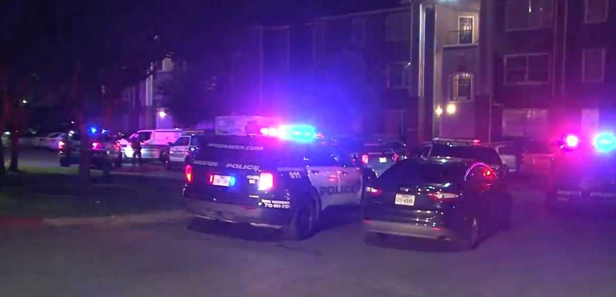 A man was shot and killed around 9 p.m. Saturday night in Southeast Houston.