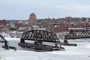 Downtown Middletown, Arrigoni Bridge,