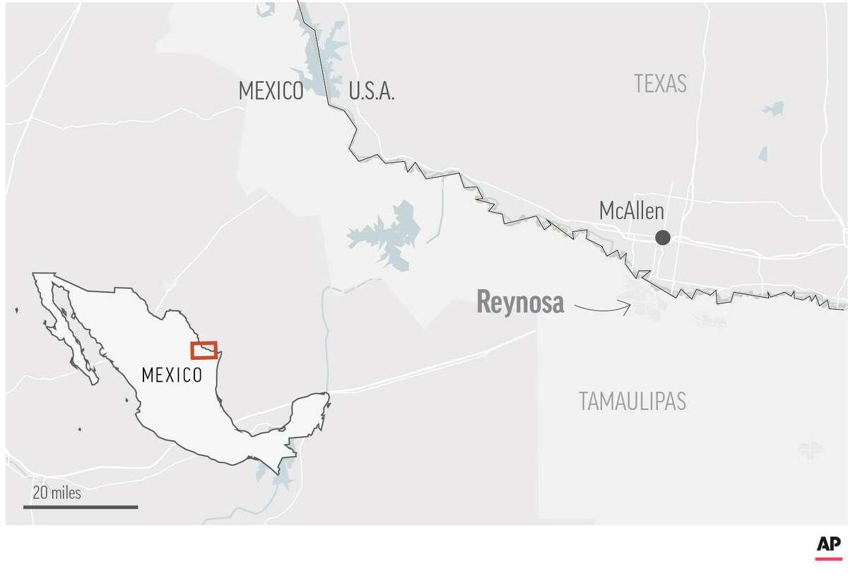 Autoridades del sistema policíaco en Tamaulipas dijeron que hombres armados a bordo de varios vehículos realizaron ataques en varios vecindarios de la ciudad fronteriza mexicana de Reynosa.