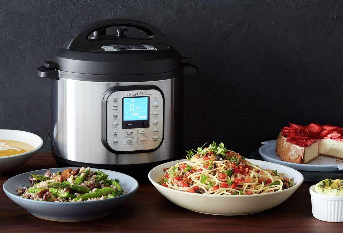 Instant Pot Duo Nova 7-in-1, $49.95 at Amazon