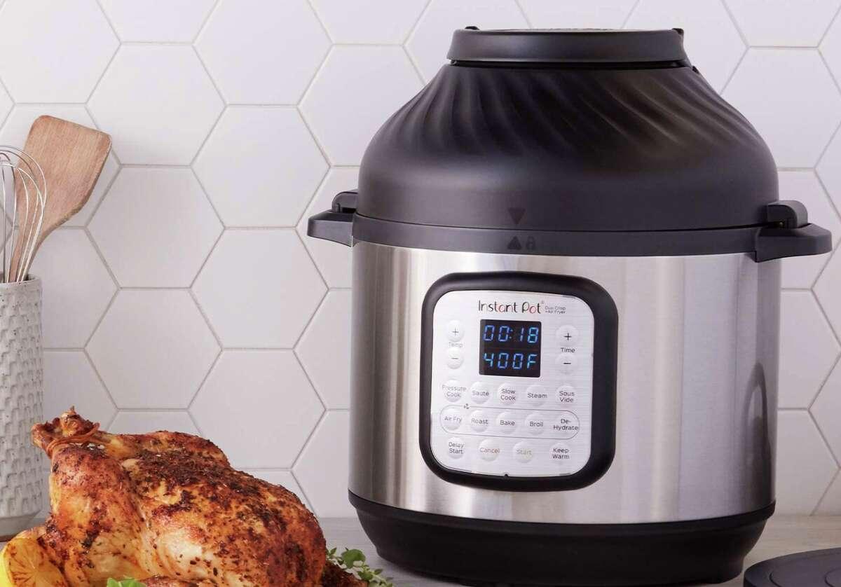 Instant Pot Duo Crisp $129.95 at Amazon
