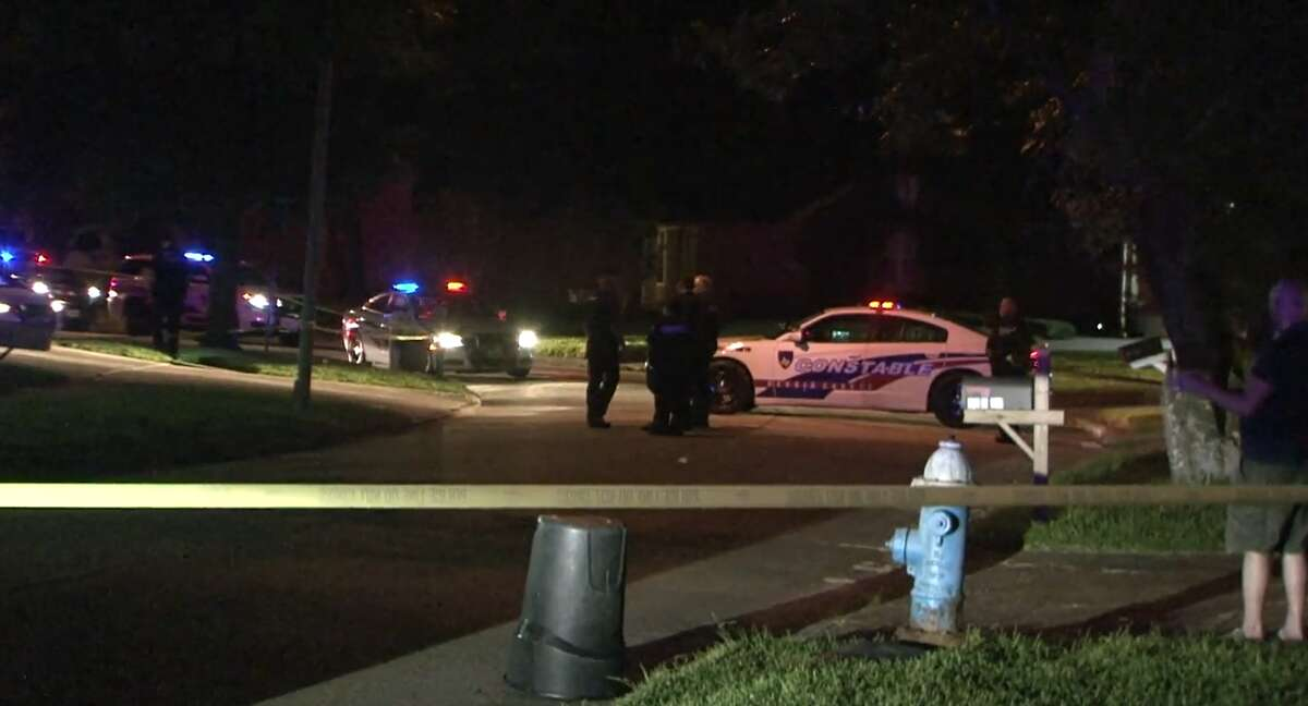 A 19-year-old man was shot to death in the 22500 block of Sleepygate Drive on June 20, 2021.