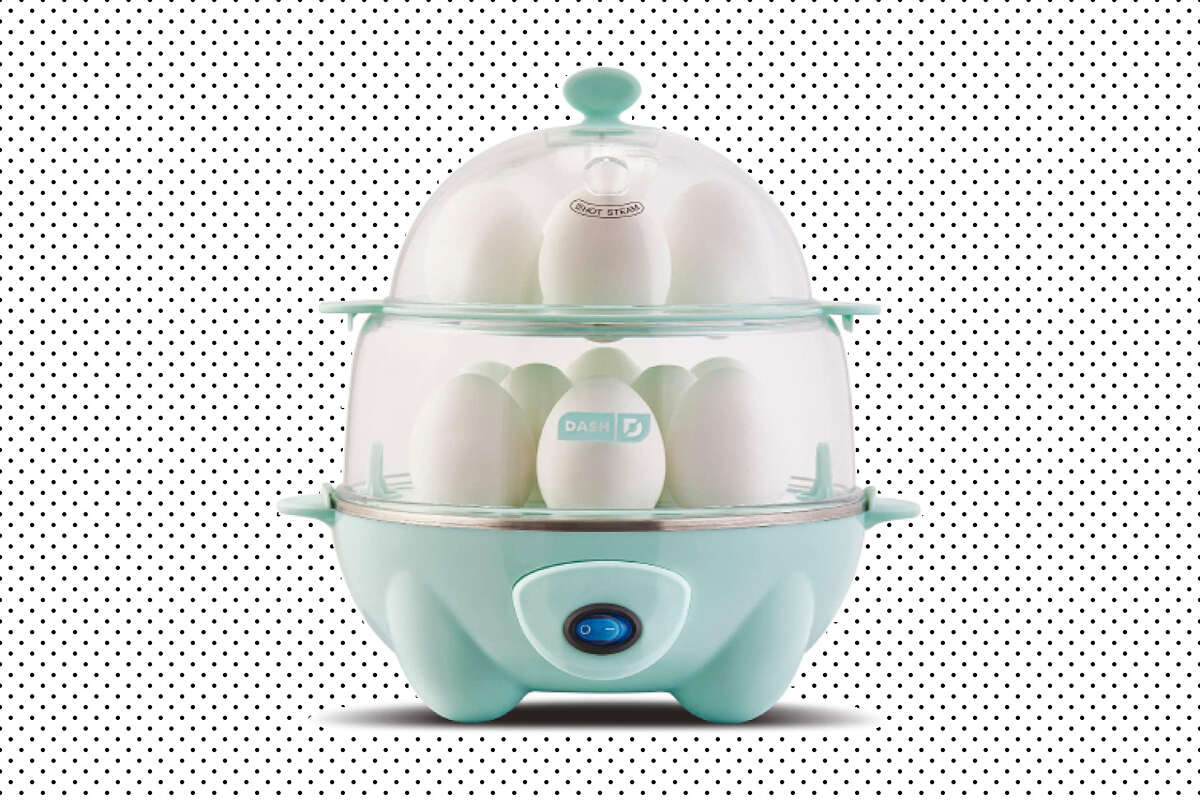 Dash Deluxe Rapid Egg Cooker, $19.99 at Amazon
