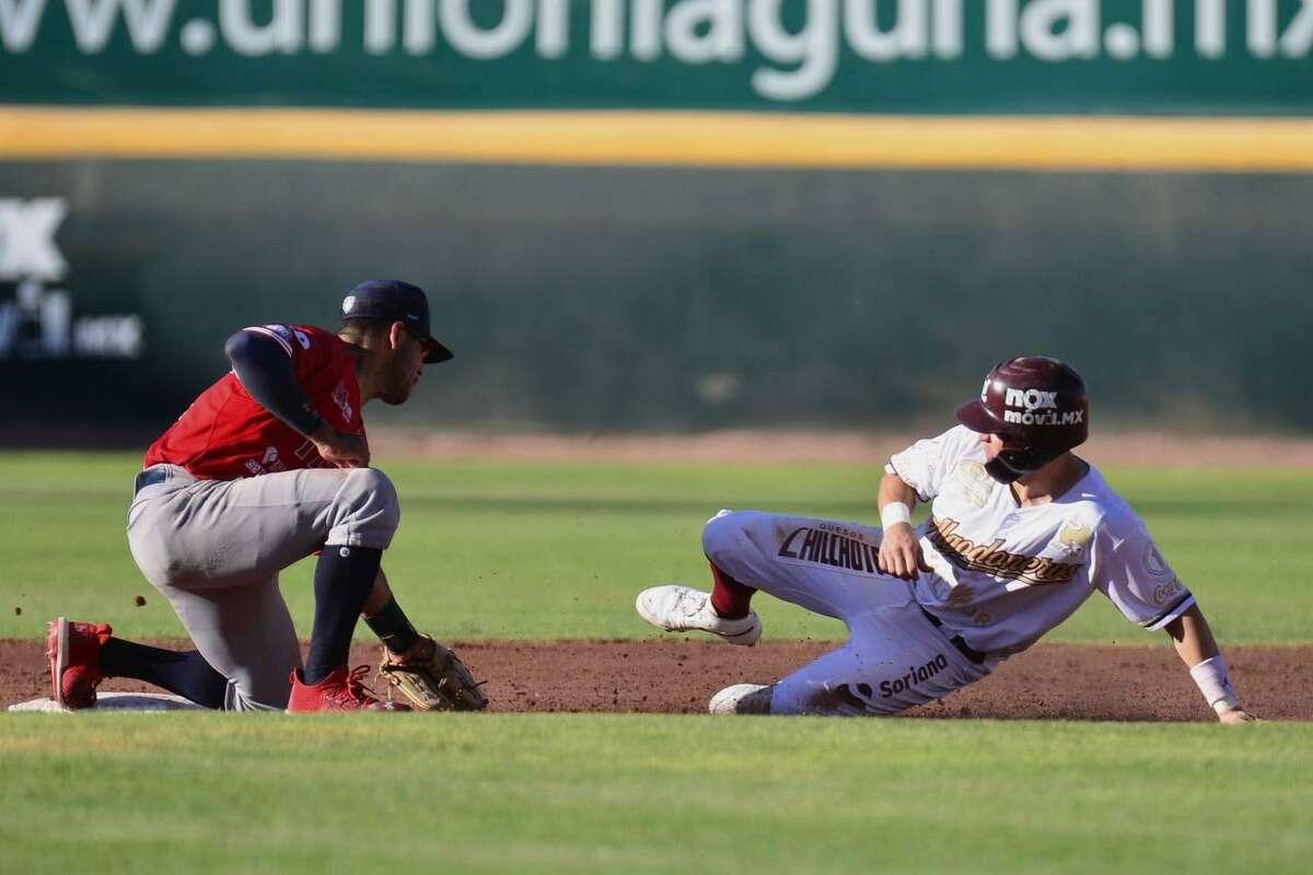 The Tecolotes Dos Laredos won their series against the Algodoneros de Union Laguna with a 5-4 victory on Sunday.