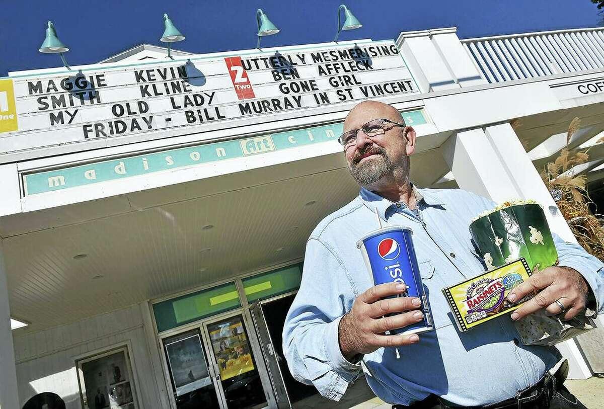 Arnold Gorlick is owner of Madison Art Cinemas.