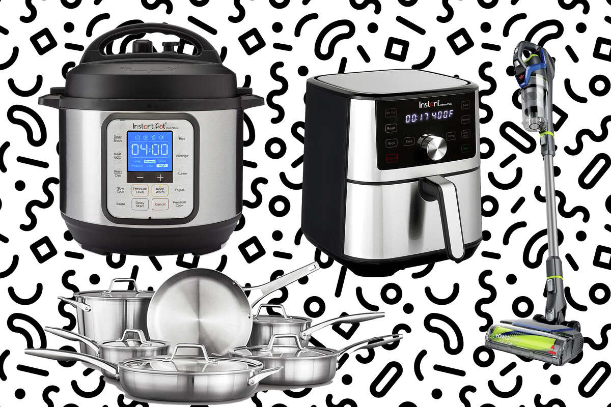 Tons of home appliances, cookware and vacuums are on sale during Prime Day.