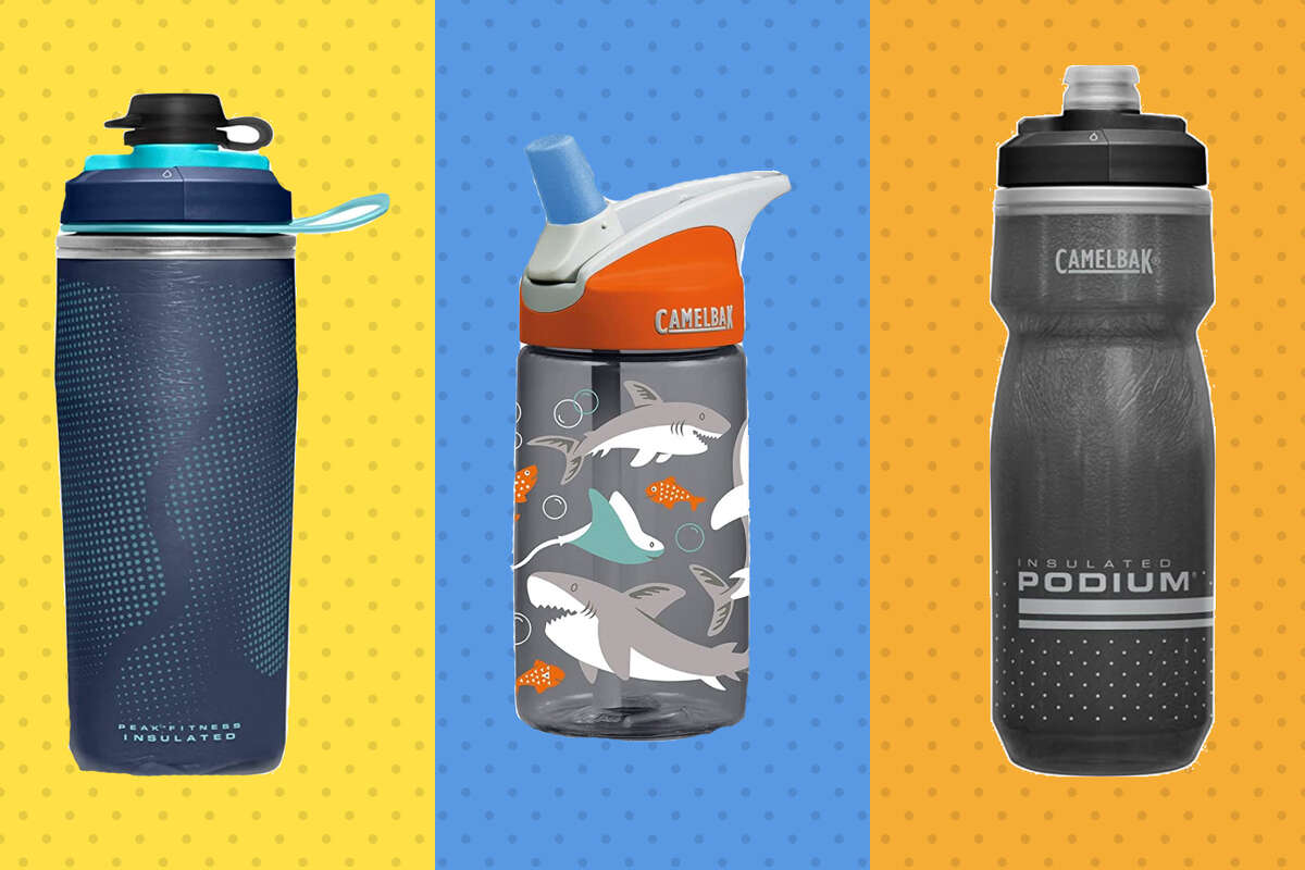 Save 30% on select CamelBak water bottles