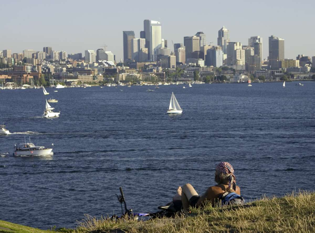 High temps. in western Washington expected to break records