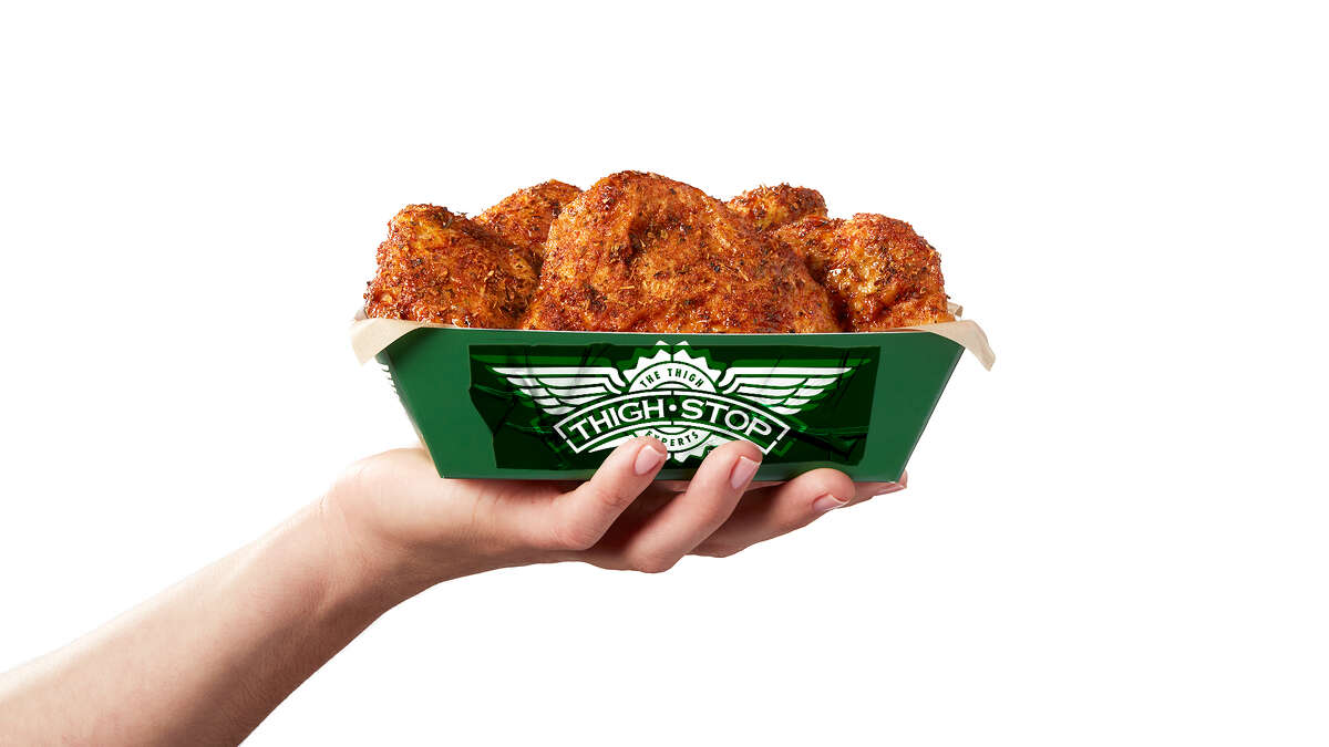 Wing Stop has morphed into Thigh Stop.