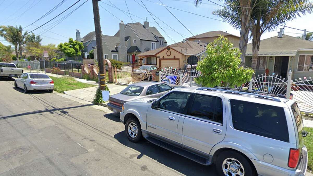 The shooting took place on the 2100 block of Dunn Avenue in North Richmond.