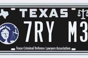 Texas Criminal Defense Lawyers Association  on MyPlates.com.