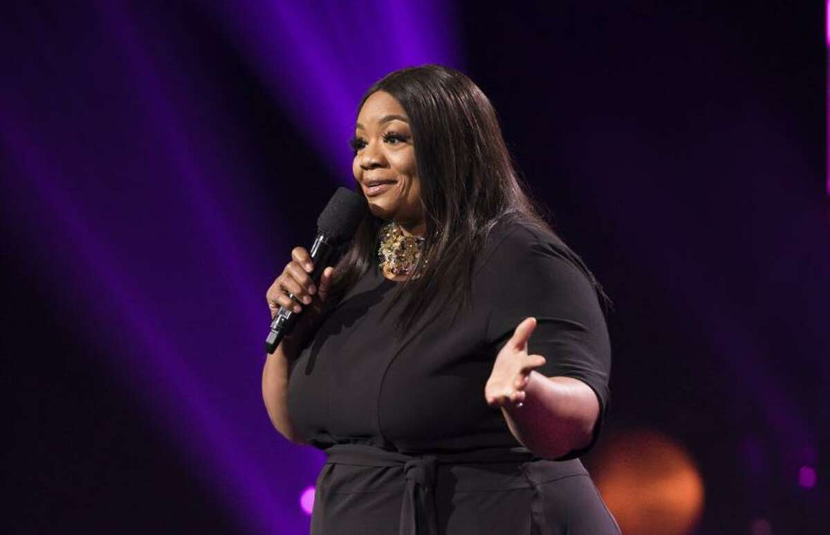 Patricia Williams a.k.a. Ms. Pat's national stand-up comedy tour is stopping in Houston for one show at Houston Improv on June 24