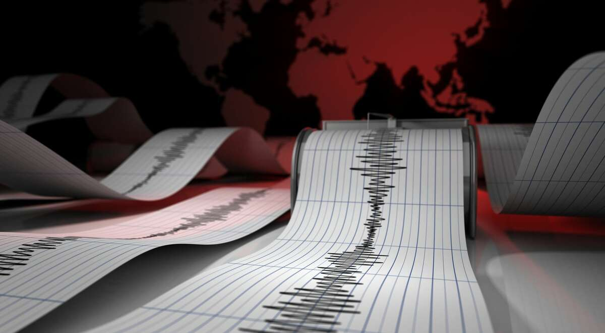 Seismographs in Indiana and Illinois registered a 3.8-magnitude quake centered near Rockville, Indiana, on Thursday that was felt as far away as the Jacksonville area.