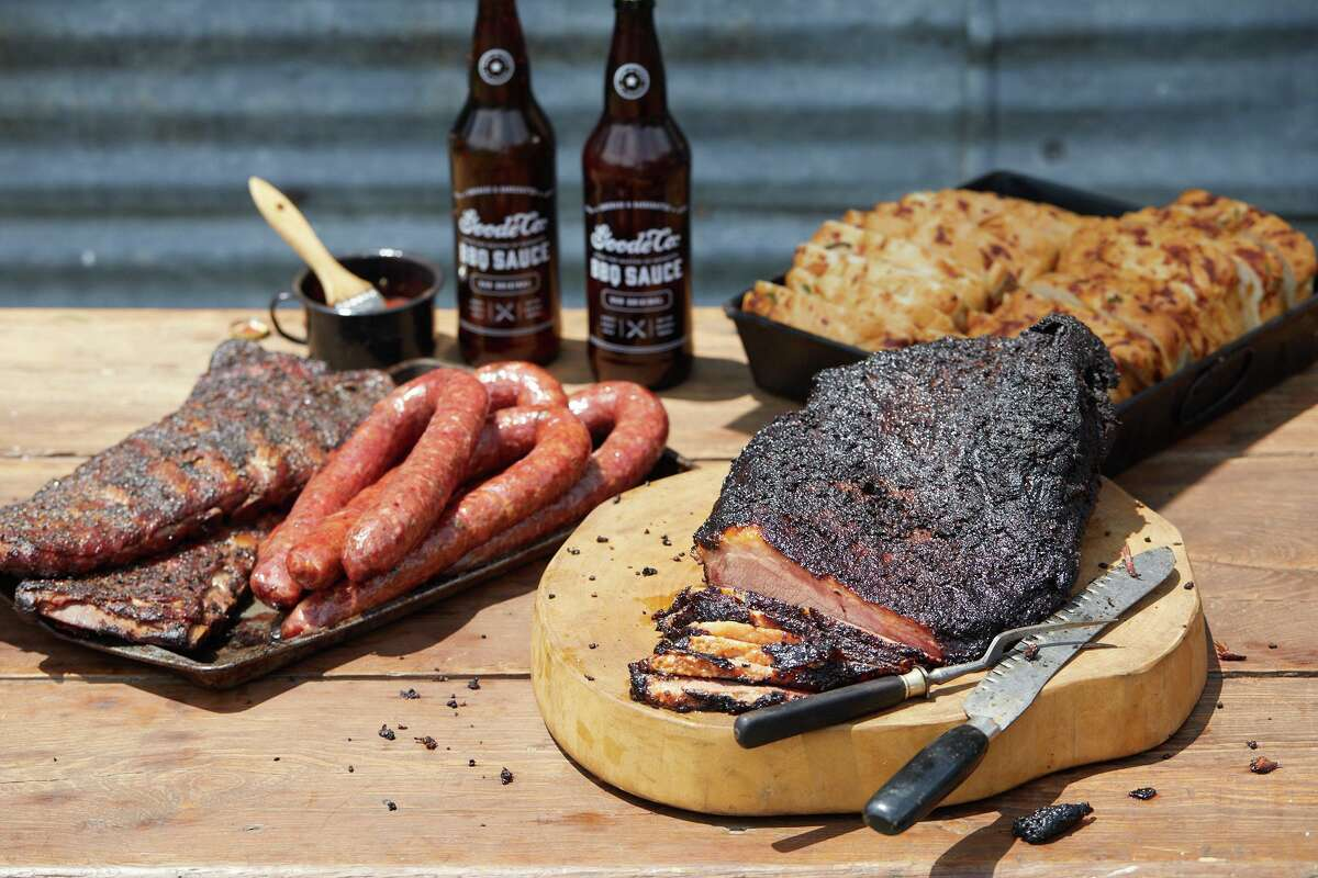 Goode Co. ships its famous barbecue, pies and sauces using Goldbelly and its own goodecompany.com.