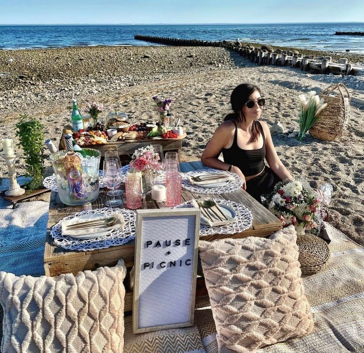 Pause and Picnic is run by mother and daughter, Donna Montelle and Nicole Pedonti.