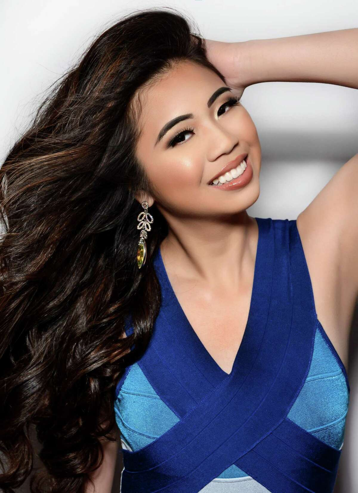 Tiffany Dimaano, who had represented Clear Lake when she placed in the Top 15 at the 2014 Miss Texas' Outstanding Teen pageant, will compete July 3 for a $20,000 scholarship as Miss Houston Volunteer in the first Miss Texas Volunteer pageant.