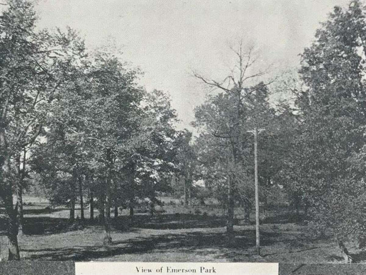 View of Emerson Park