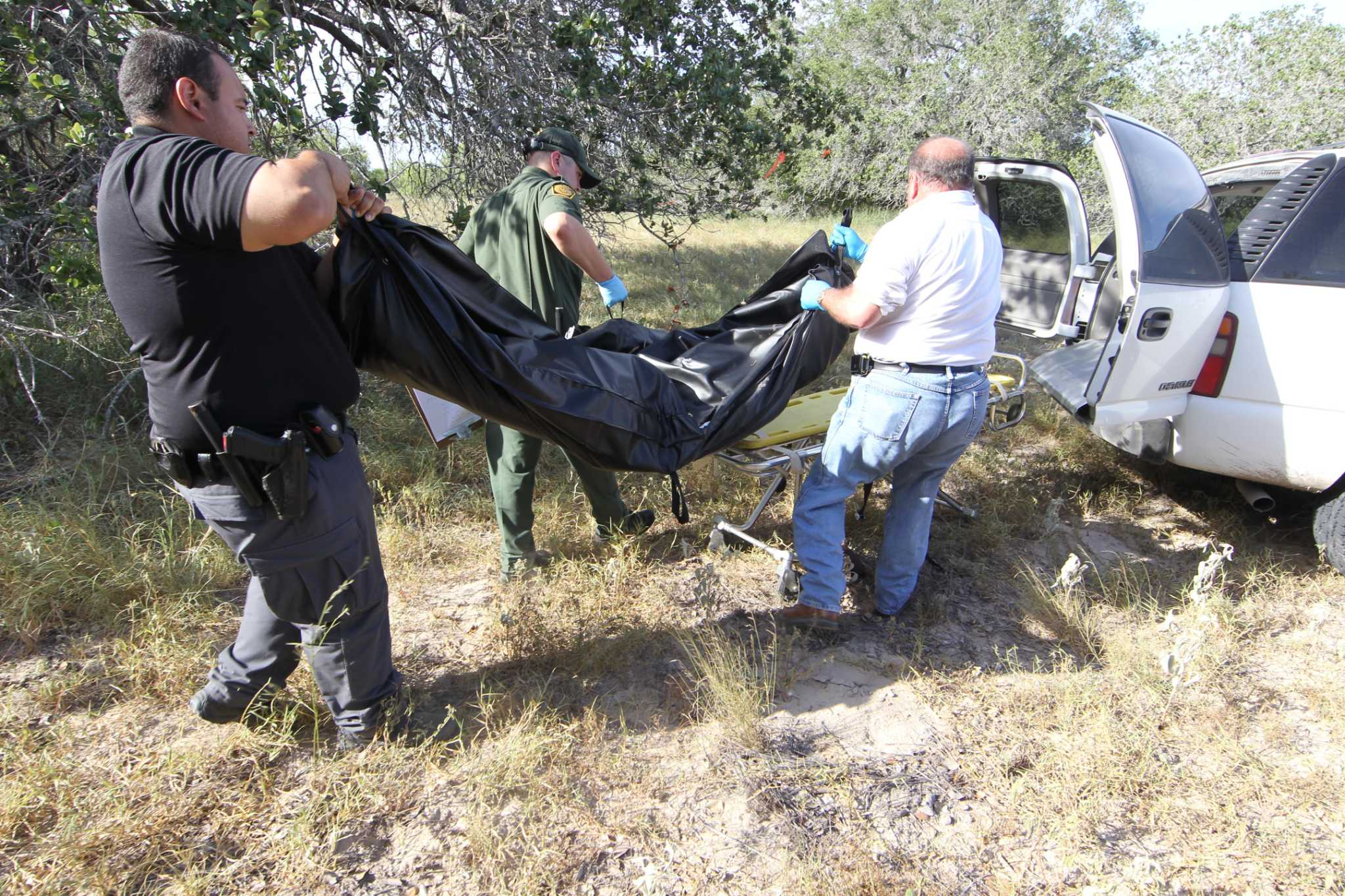 Editorial: Body bags - a morbid measure of America's inaction on immigration