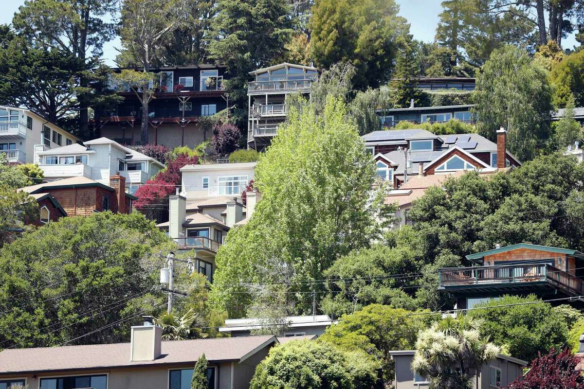 The Bay Area's median home price hit a record $1.3 million in April 2021.