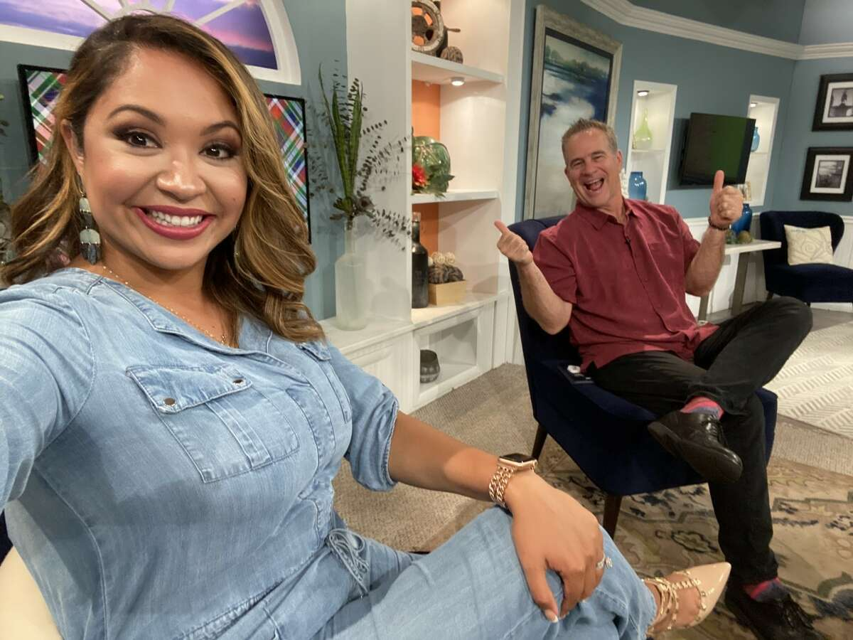 Chelsey Khan is in the first month of her new role as the co-host of the Hampton Roads Show alongside Chris Reckling. Not to be confused with New York's pricey summer getaway, Hampton Roads is know as America's first region, covering Portsmouth, Norfolk, Chesapeake, Virginia Beach, Suffolk, Hampton and Newport News.