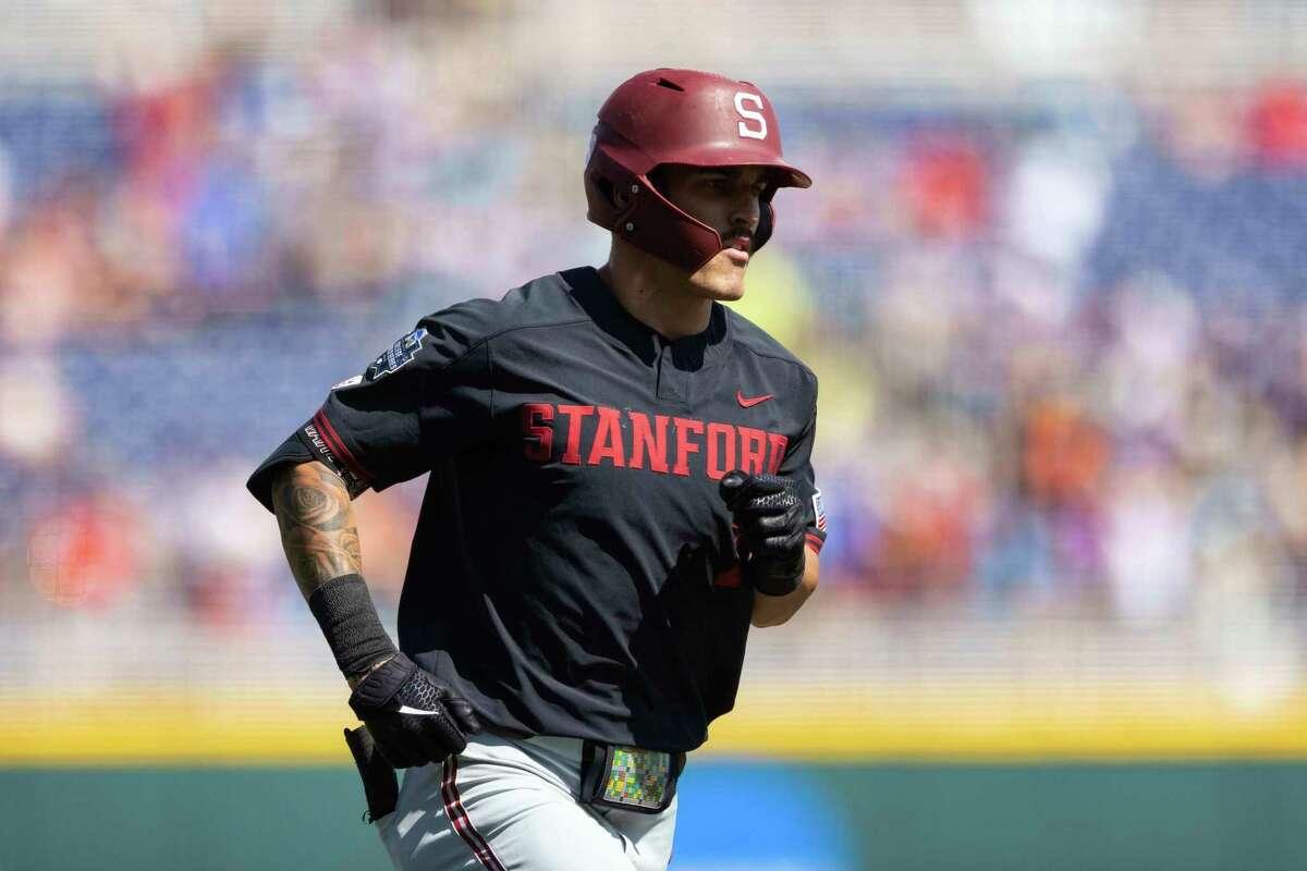 Brock Jones and Stanford face Vanderbilt at 4 p.m. Wednesday (ESPN) in the College World Series.